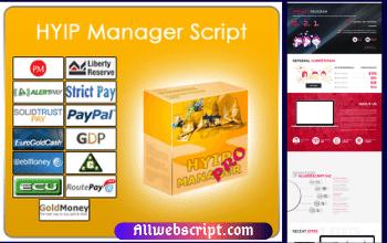 GC Hyip Script | Gc Hyip Manager Pro 2020 | Latest Version