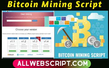 Bitcoin Mining Script | Best BTC Mining | GET BITCOIN DOUBLER SCRIPT