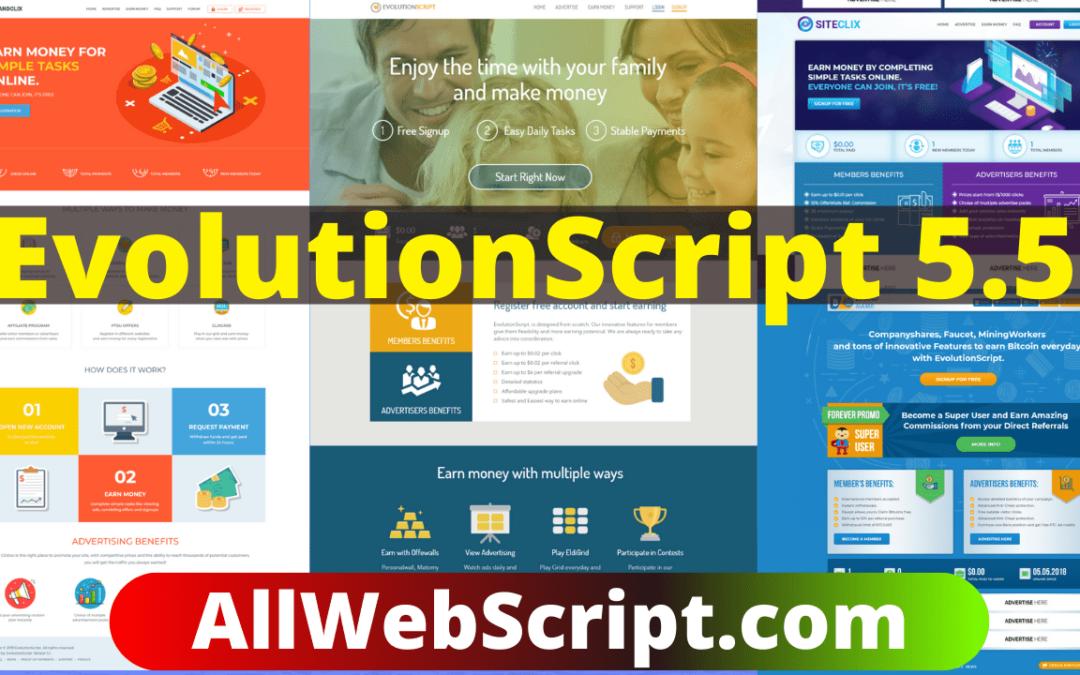 EvolutionScript 5.5